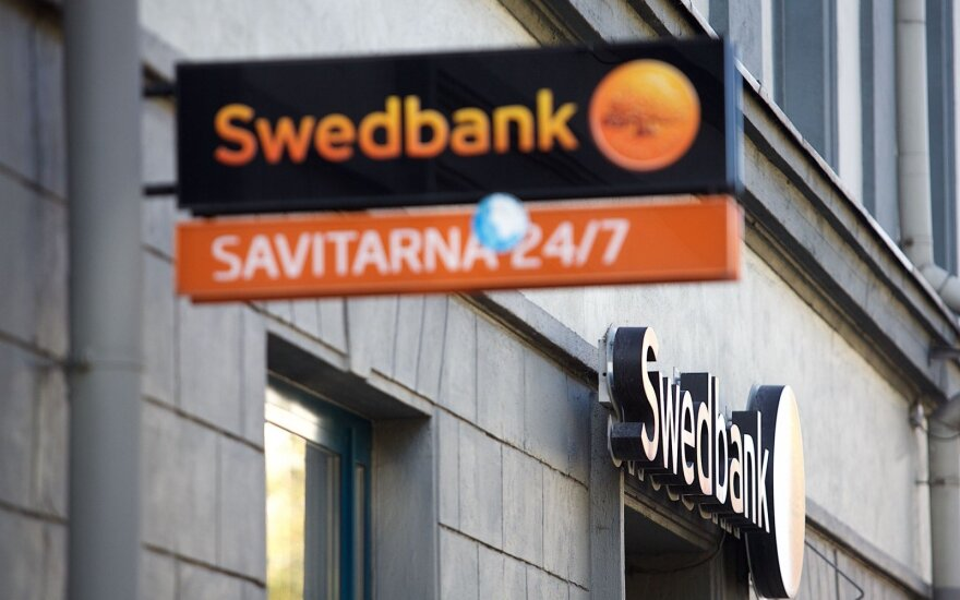 Swedbank looking to expand in Lithuania and Latvia