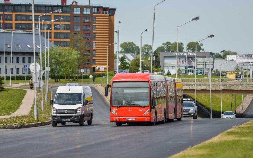 Kauniečių laukia 5 pokyčiai viešajame transporte