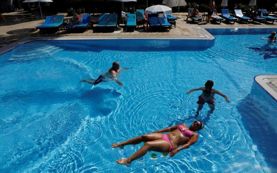 Turistų pamėgtos vietos susidūrė su blogiausiu scenarijumi – padarinius pajus didelė Europos dalis