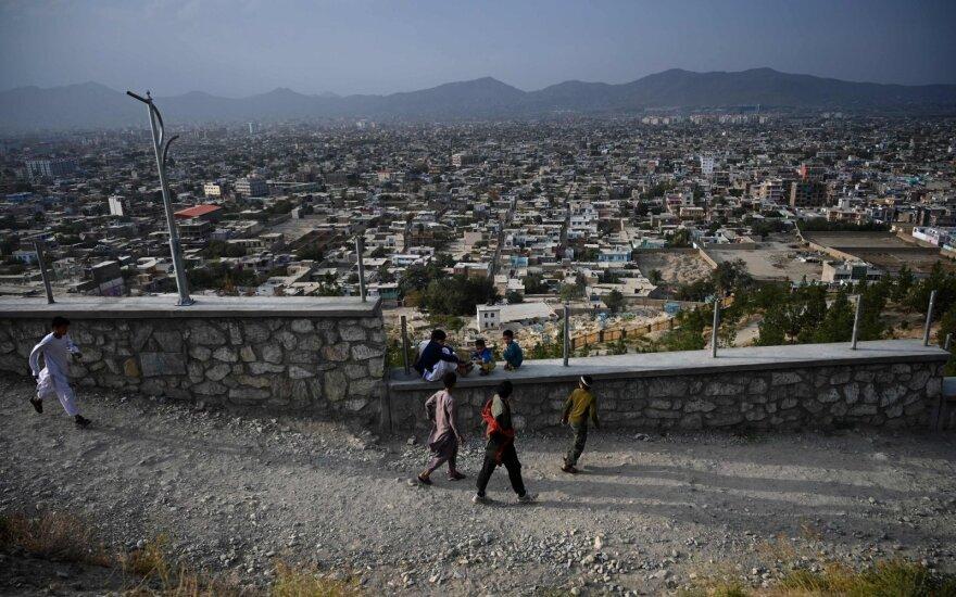 Afganistane talibai pagrobė 26 taikos aktyvistus