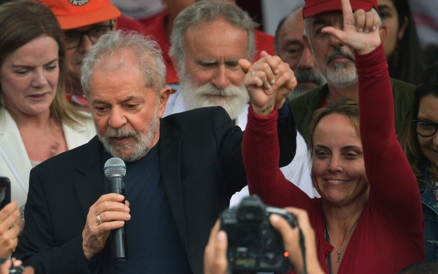 Luizas Inacio Lula da Silva