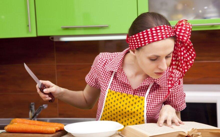 <em>Žalingi</em> įpročiai virtuvėje