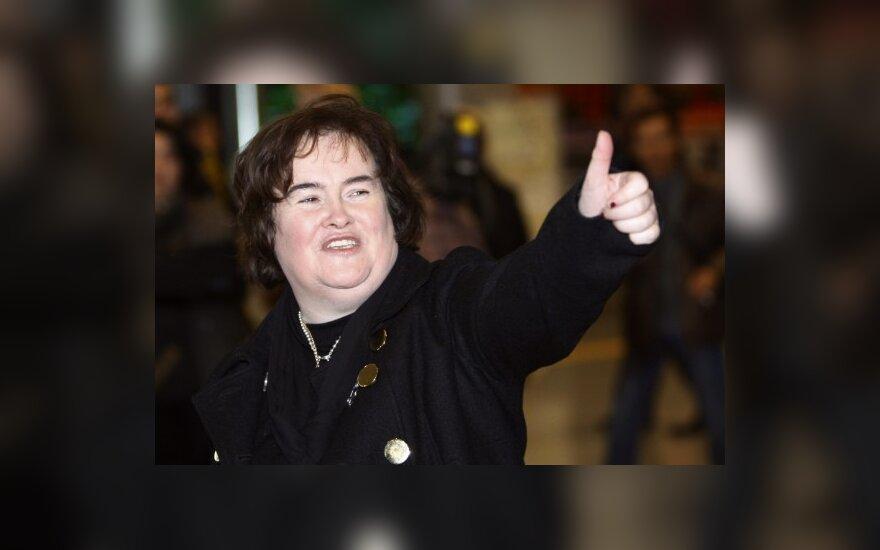 Susan Boyle Porn