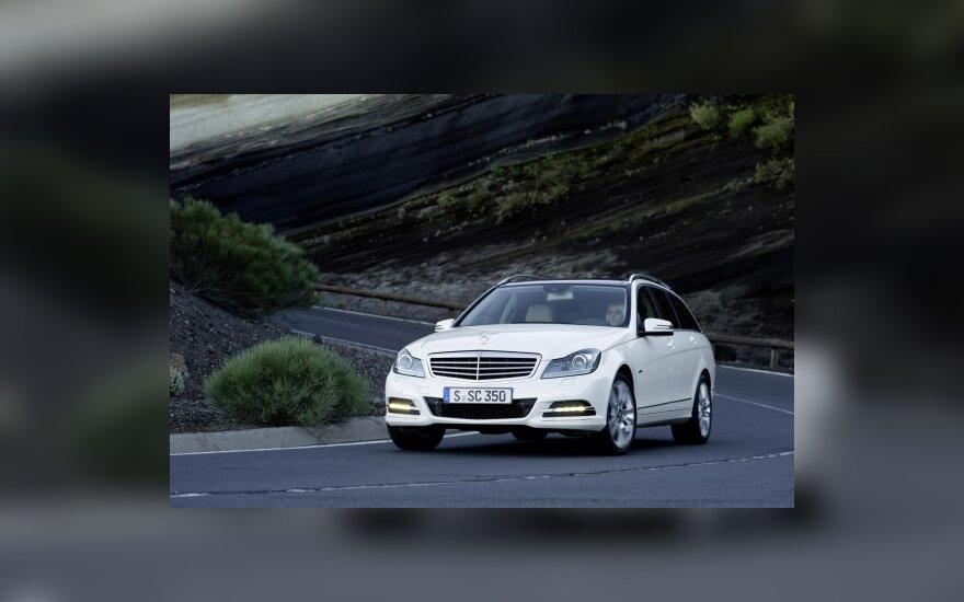 Mercedes-Benz C-klasė