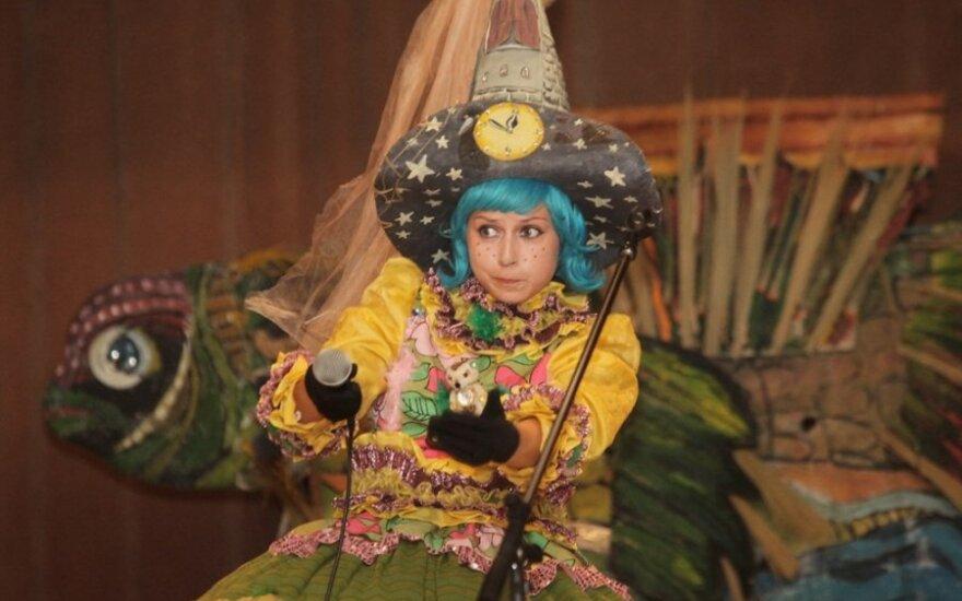 Raganiukės teatras kviečia pažinti lietuvių liaudies tautosaką