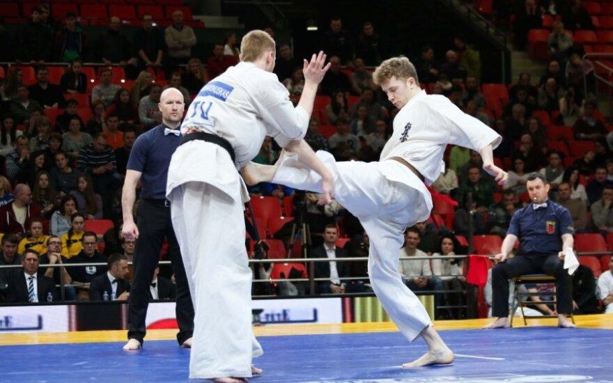Lietuvos kyokushin karatė čempionatas