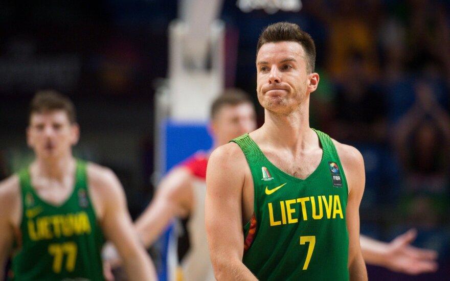 Savaitgalį Lietuvoje: krepšinio rinktinė, tarptautinės rankinio ir šaudymo iš lanko varžybos