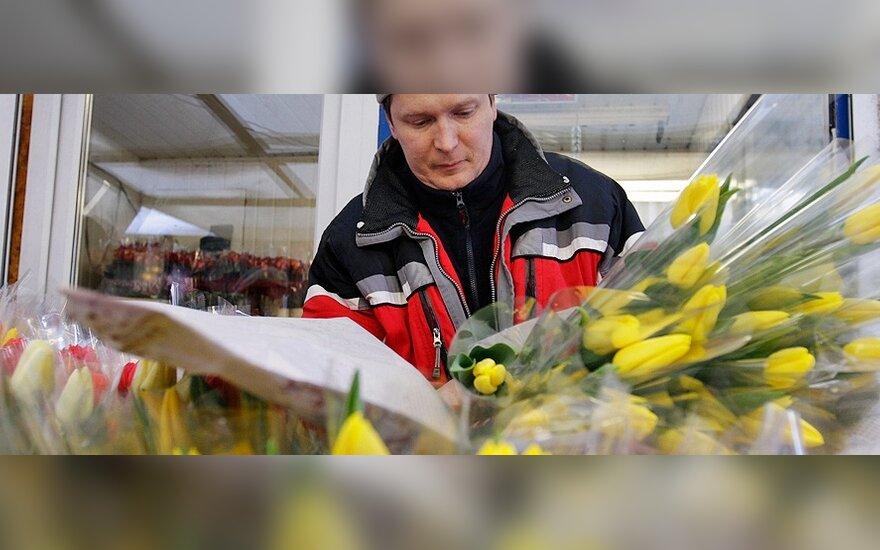 Valentino diena – karštymetis gėlių augintojams