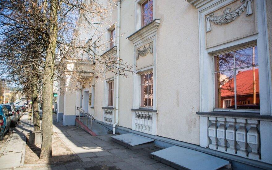 Turto bankas ieško naujo policijos pastato Vilniuje projektuotojų