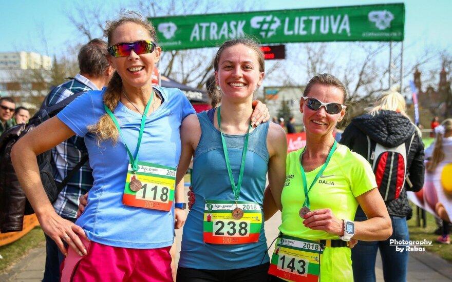 50-asis Senvagės bėgimas Panevėžyje