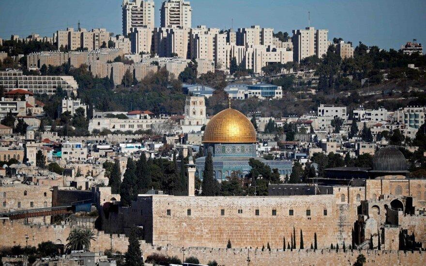 Istorikas Marius Vyšniauskas: Kontraversiškas Jeruzalės statusas
