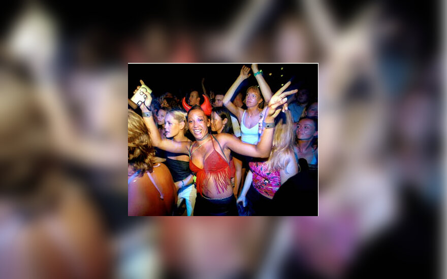 Ibiza, klubas, vakarėlis