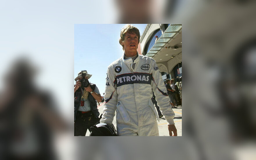 Sebastien Vettel (BMW-Sauber)