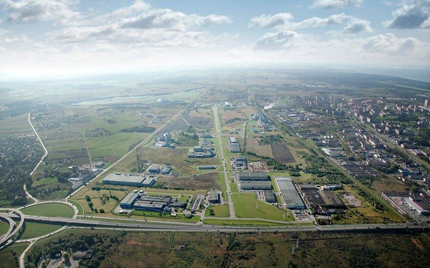 Investuotojų plėtra augino Klaipėdos LEZ reikšmę pajūrio ekonomikai
