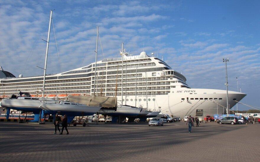 Juška: MSC planai Klaipėdos uoste – aptakūs