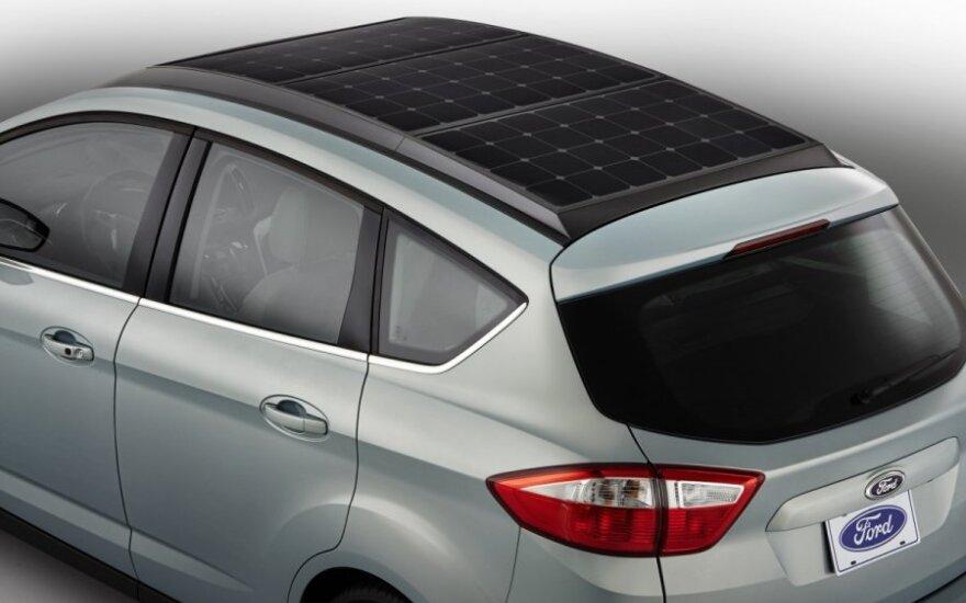 Ford C-MAX Solar Energi koncepcija