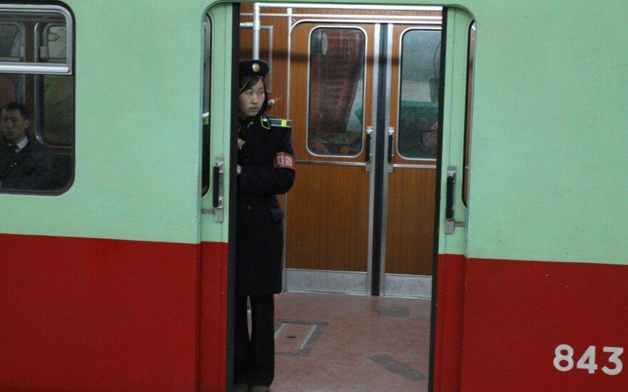 Lietuvių nuotykiai Šiaurės Korėjoje