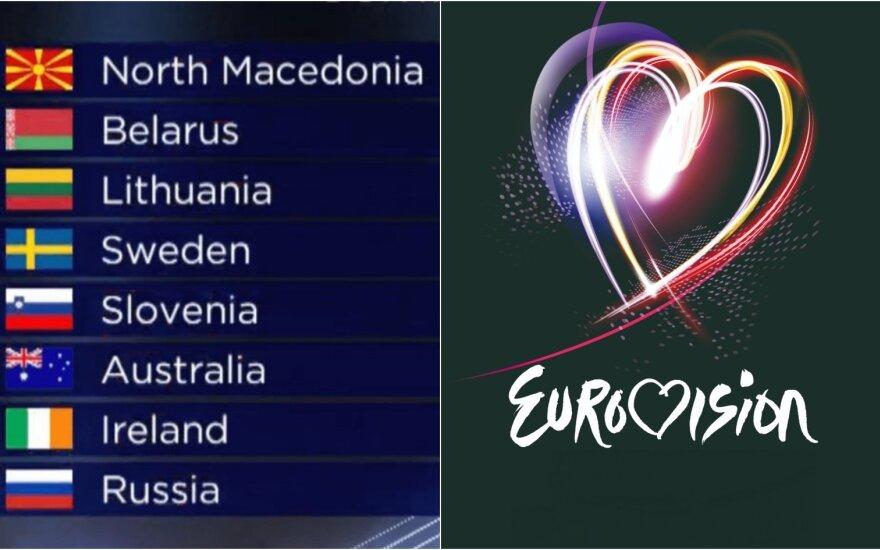 """2021-ųjų metų """"Eurovizija"""""""