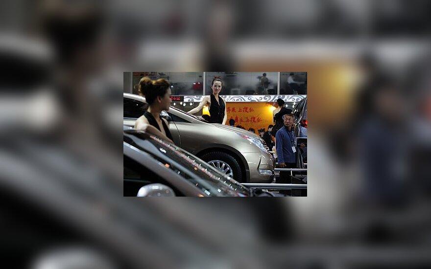 Automobilių paroda Pekine