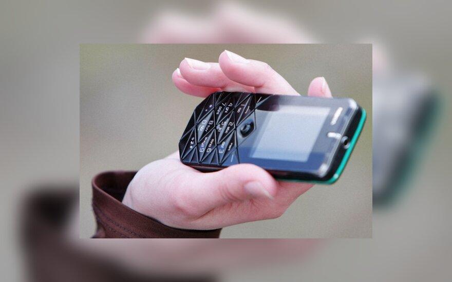 Vėl augo mobiliojo ryšio abonentų skaičius