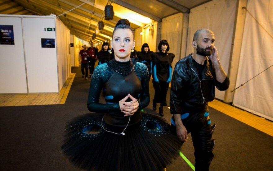 """Įvertink! Vilijos Matačiūnaitės pasirodymas """"Eurovizijoje"""""""