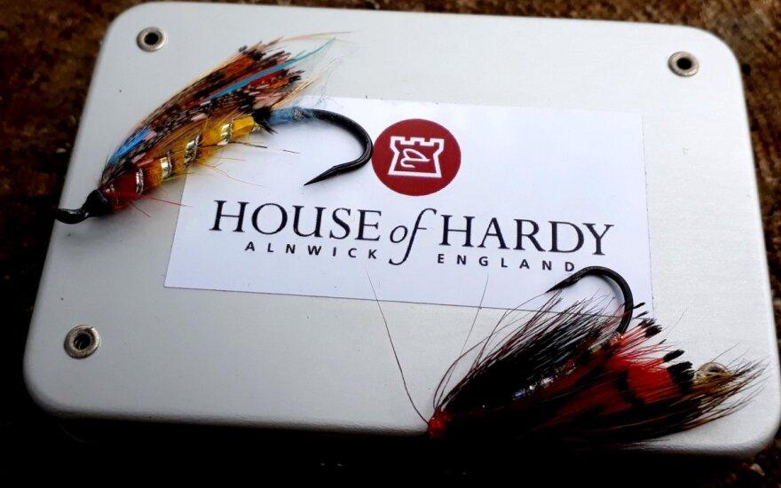 """""""Hardy"""" muselės"""