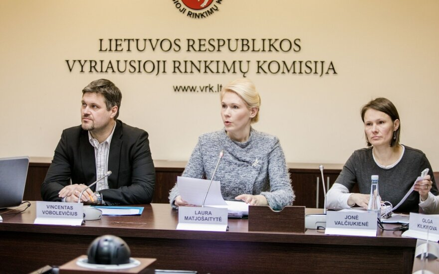 """VRK spręs dėl galimo neteisėto liberalų kampanijos ir """"valstiečių"""" renginių finansavimo"""