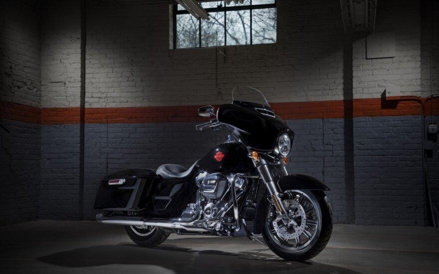 """Harley-Davidson"" pristato ""Electra Gide Standard"""