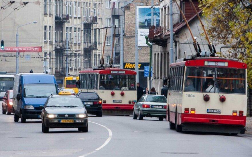 Vilniaus apylinkių gyventojai baiminasi viešojo transporto reformų