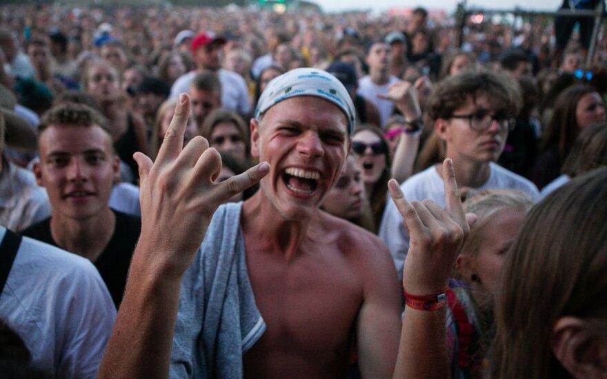 """Muzikos festivalis """"Granatos Live"""" skelbia kitų metų datą"""