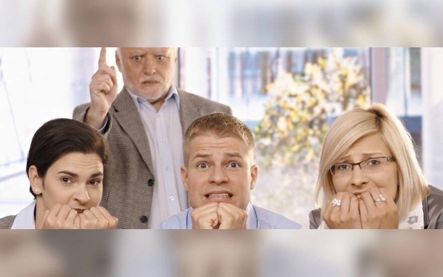 Trys tipai darbuotojų, kuriuos vertėtų iš karto atleisti