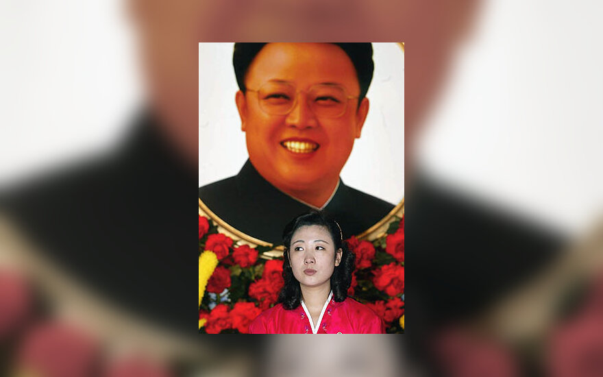 Kim Jong Il, Šiaurės Korėja