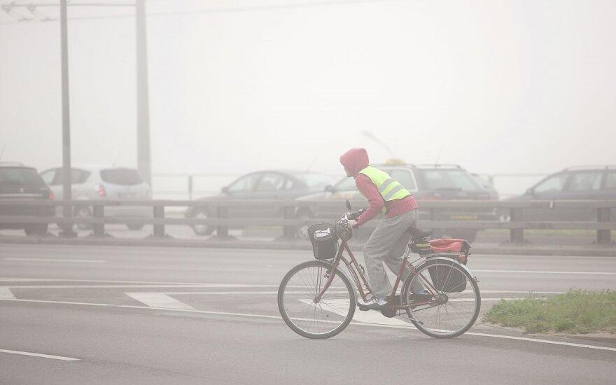 Statistika džiugina: savaitė keliuose nepareikalavo gyvybių