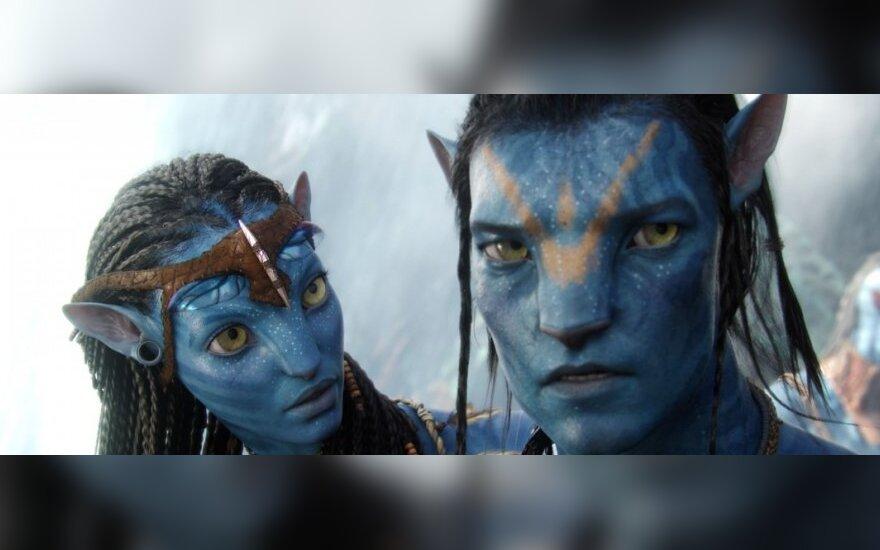 """Kadras iš filmo """"Avataras"""""""