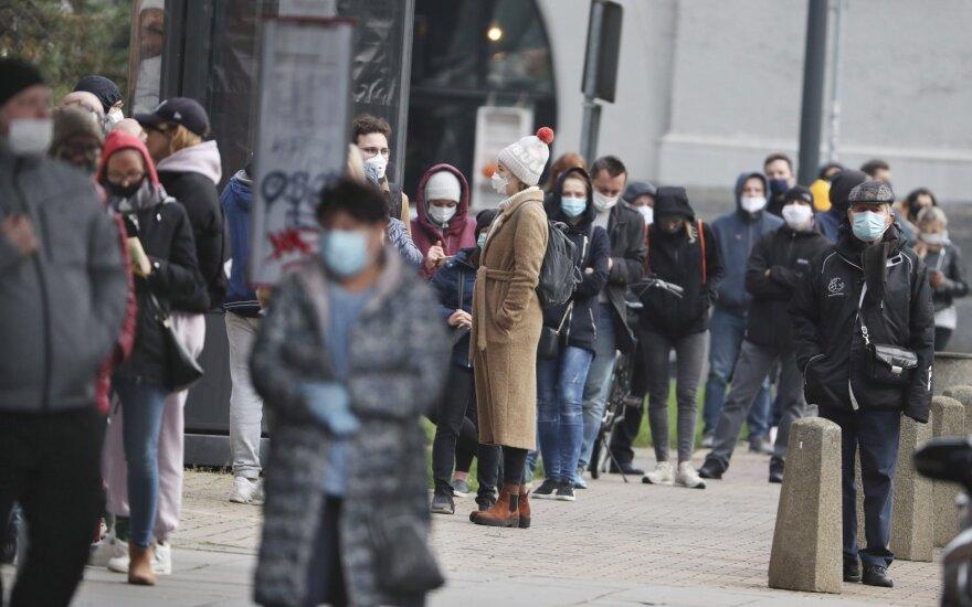 COVID-19: Rytų Europai niūri prognozė darosi visiškai reali