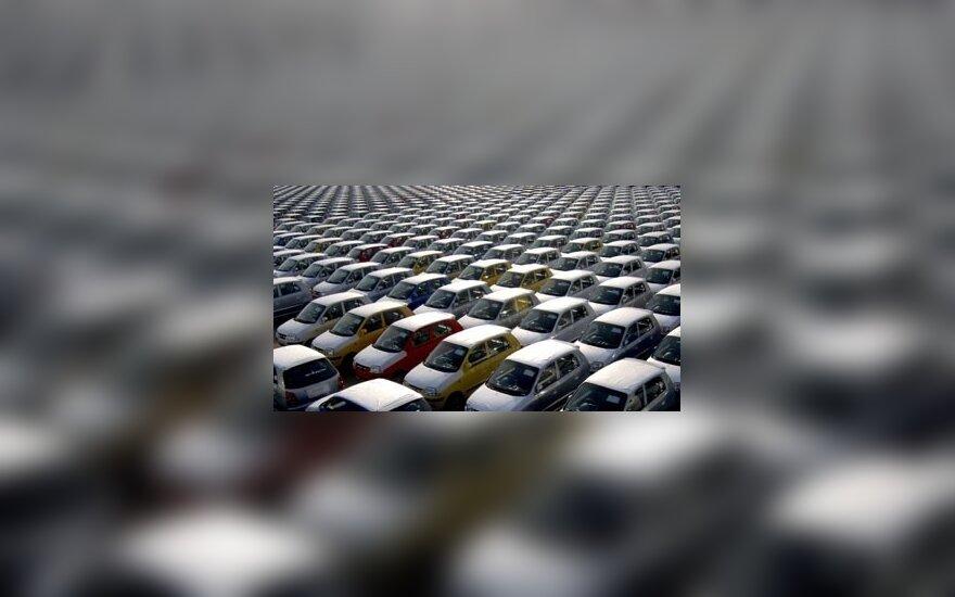 Automobiliai