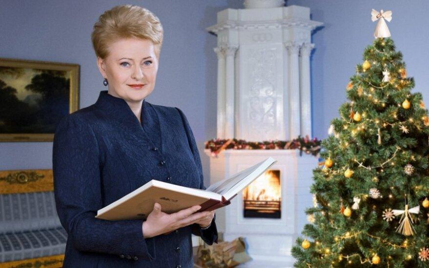 Prezidentė D. Grybauskaitė: branginkime Tėvynę, dalinkimės gerumu