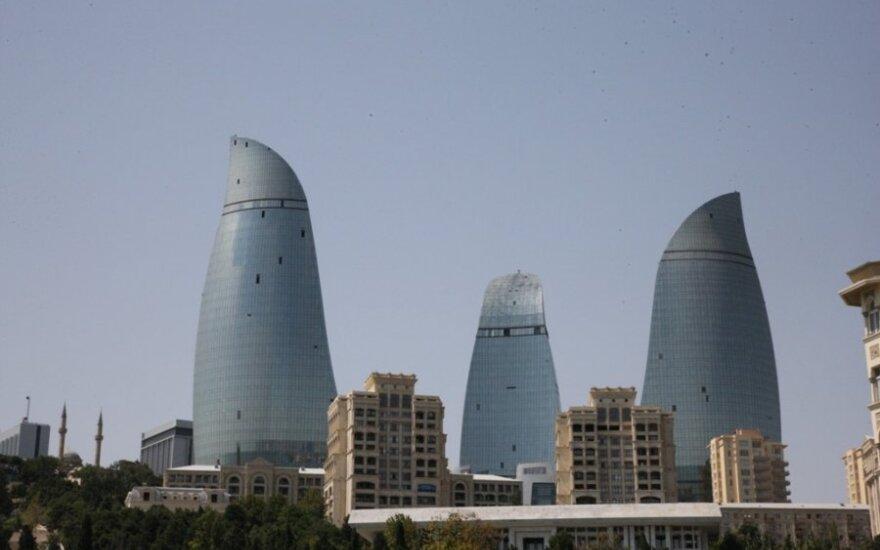 Pasaulio bankas pablogino Azerbaidžano BVP 2017 m. prognozę