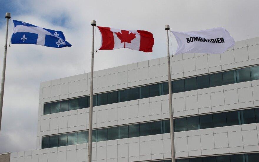 """Po """"Boeing"""" skundo dėl """"Bombardier"""" JAV pritaikė per 200 proc. siekiančius tarifus"""