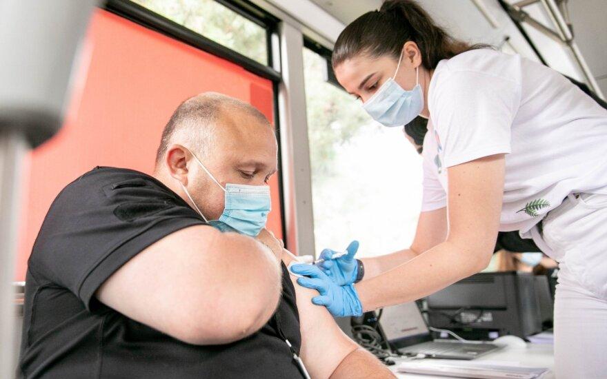 Darboviečių reitingas: kas Lietuvoje yra imunizacijos lyderiai, o kas – atsilikėliai