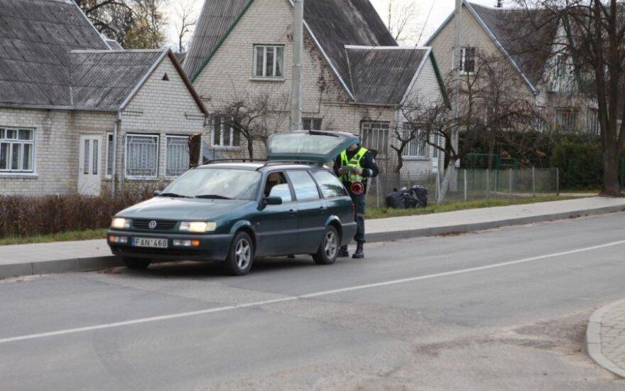Policija, patruliai
