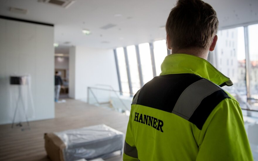 """""""Swedbank"""" suteikė 60 mln. eurų paskolą """"Hanner"""" projektui Rygoje"""