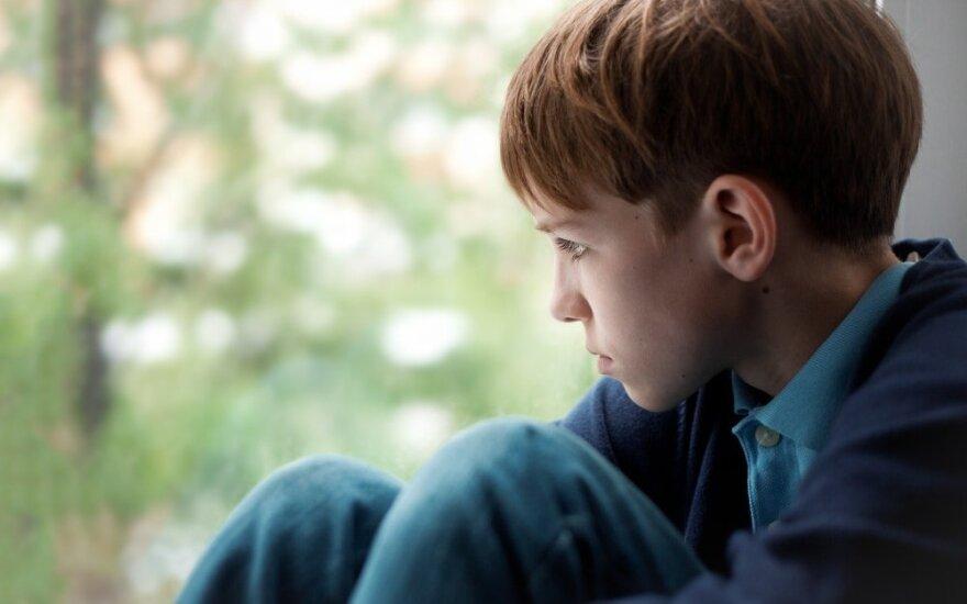 Psichologas: į penkis vaiko elgesio ženklus būtina atkreipti dėmesį