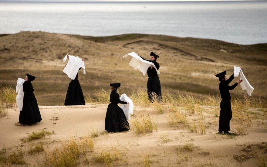Laikas nė(e)rimui. Šeiko šokio teatras (Mato Baranausko nuotr.)