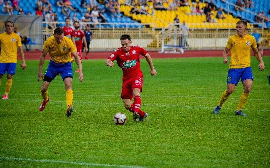 Tautvydas Eliošius (Foto: fkpanevezys.lt)