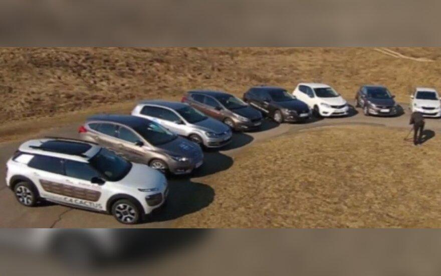 Automobilių testas