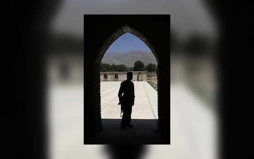 Afganistano kariškis