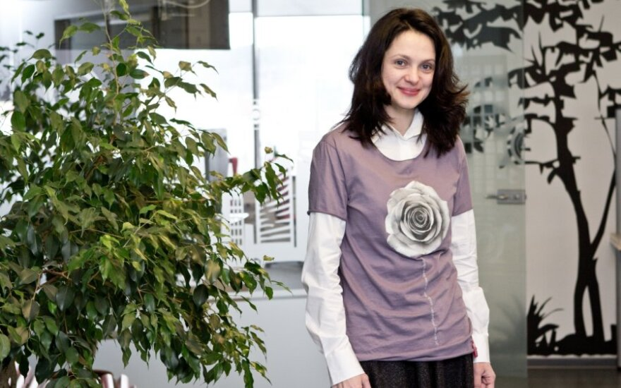 DELFI Piliečio reporteriams - ypatingi Vilniaus knygų mugės marškinėliai