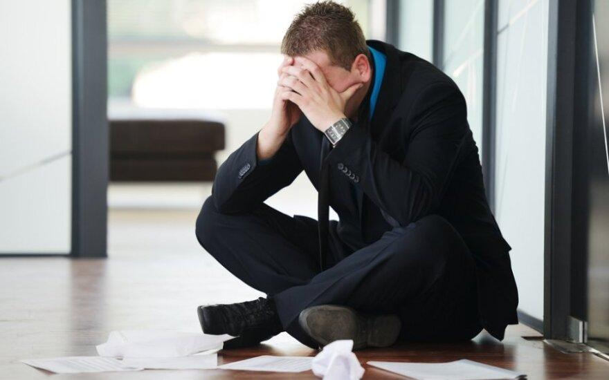 Gyventojų bankrotai Europoje: Lietuva - reitingų gale