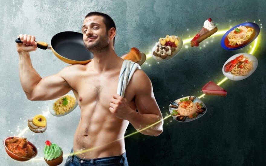 Mityba sportuojant - nebūtinai sudėtinga